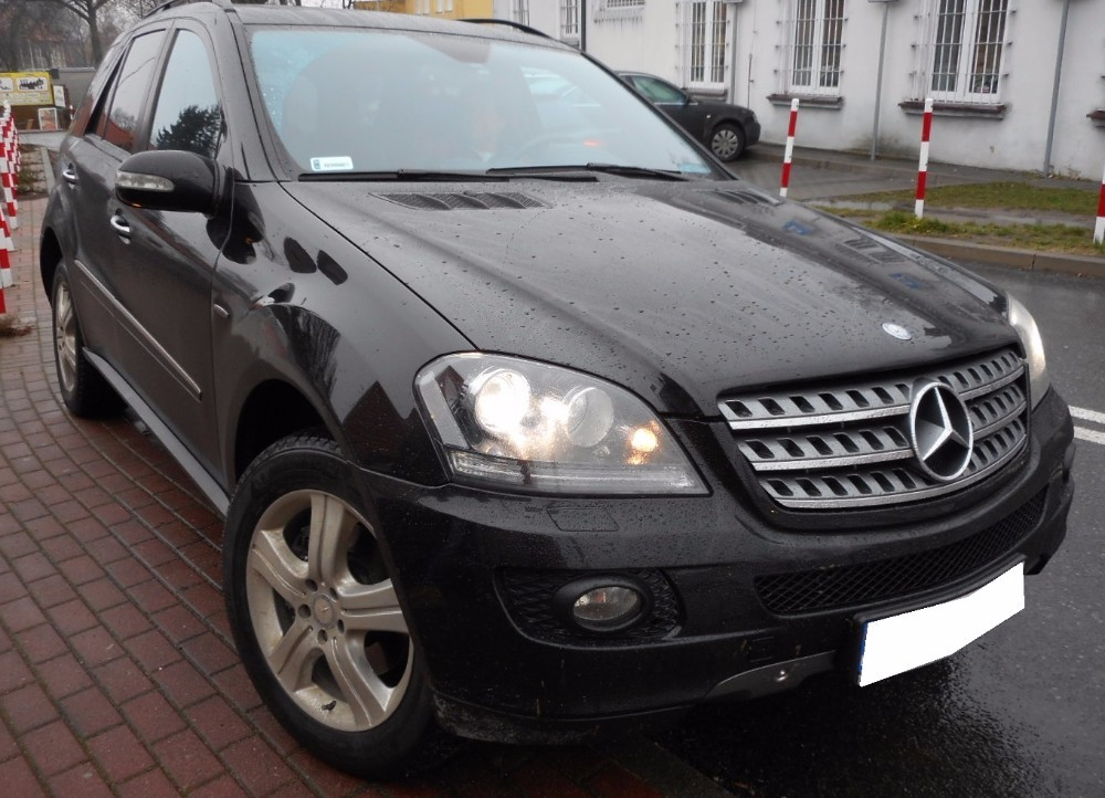 mercedes benz ml 320 2008 2011 gdzie