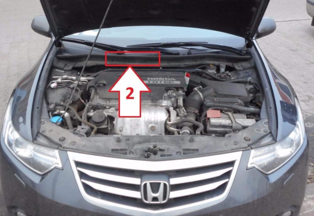 Honda Accord 2011 2015 Numervin Com Gdzie Jest Vin